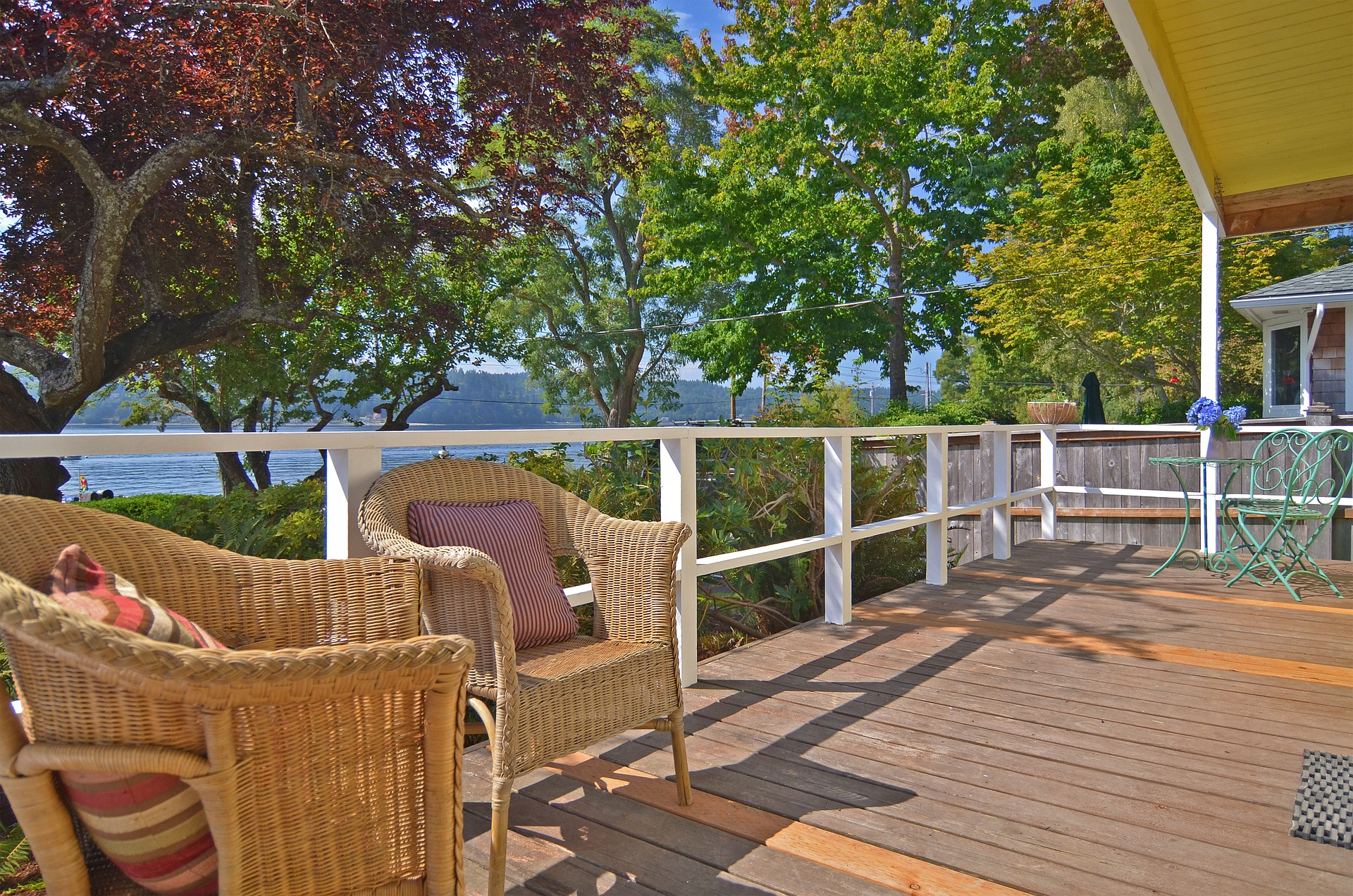 Planning A Deck for This Summer?  Be Patient!